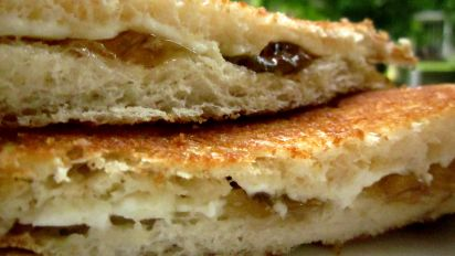 Grilled Cream Cheese Sandwich Recipe Food Com