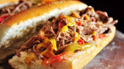 Chicago Italian Beef Recipe Food Com