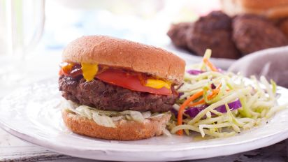 Weight Watchers Juicy Hamburgers Recipe Food Com