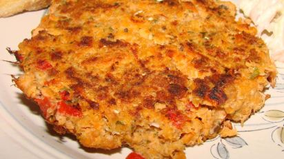 Salmon Cakes Rachael Ray Recipe Food Com