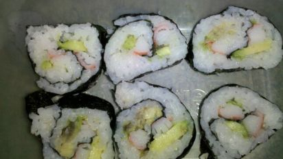 Easy Sushi Rice In Rice Cooker Recipe Food Com