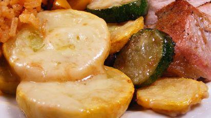 Recipes for yellow zucchini