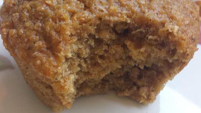 Lower Fat Raisin Bran Muffins