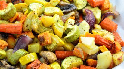 Sayuran untuk menu diet sehat