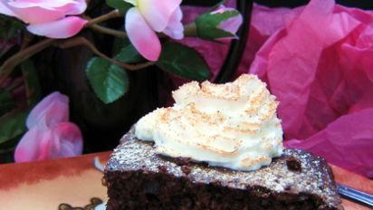 Chocolate Oat Bran Cake Diabetic