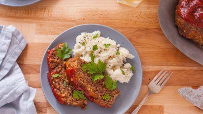 cracker barrel meatloaf nutrition