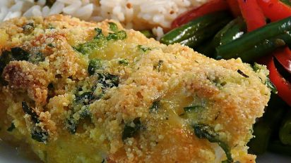 Garlic Crusted Cod Fish Recipe Food Com