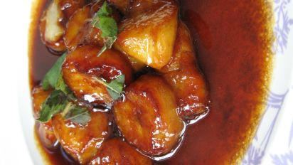Baked Brown Sugar Bananas Recipe Food Com