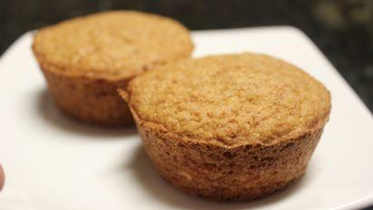 Gluten Free Sweet Corn Bread Muffins