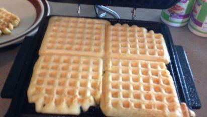 Waffle Recipe For Waffle Makers Recipe Food Com
