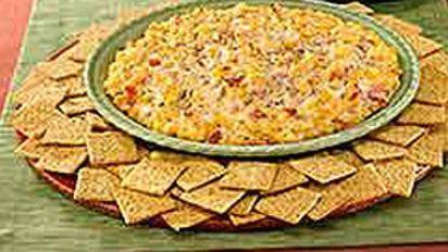 Mexicorn And Cream Cheese Dip