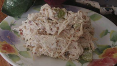 Paula Deen S Pecan Chicken Salad Recipe Food Com