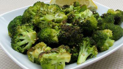 Summer Fresh Sesame Broccoli From Martha Stewart Recipe Food Com