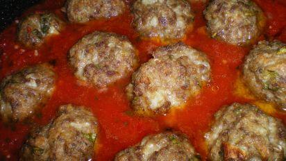Grandma Maroni's Meatballs and Maroni Sauce 100 Year Old Recipe
