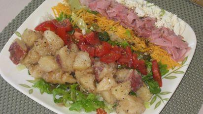 Southern Living Potato Cobb Salad Recipe