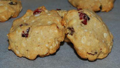 Almond Raisin Winter Cookies Recipe Food Com