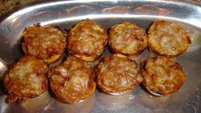 Pizza Snack Cups Recipe Food Com