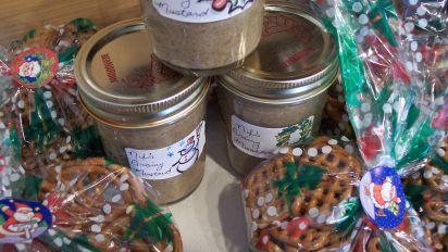 Nif's Homemade Grainy Mustard (Great Gift Idea!)