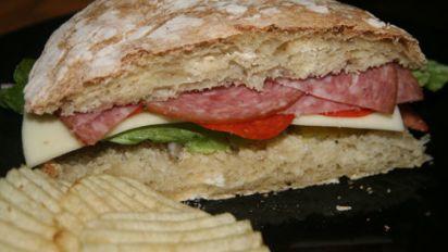 Spicy Italian Sandwich Like Subway
