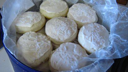 Mennonite Soft White Cookies