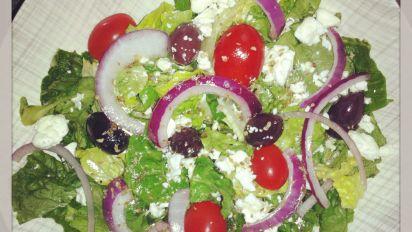 Low Fat Greek Salad Dressing Ww Recipe Greek Food Com