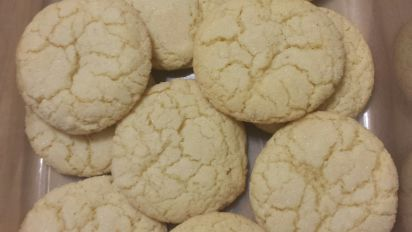 Est Easy Sugar Cookie Recipe Food Com