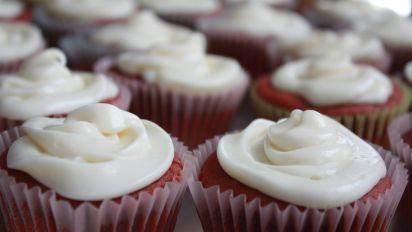 Easy Gluten Free Red Velvet Cupcakes