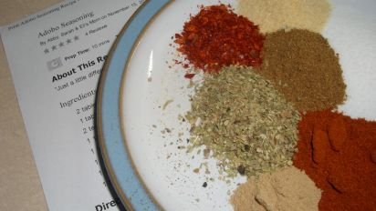 Adobo Seasoning Recipe Food Com