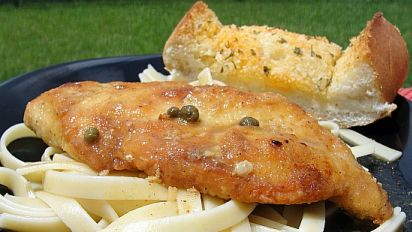 The Realtor S Chicken Scallopini Recipe Food Com