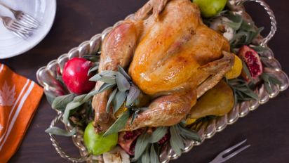 Good Old Fashioned Drunken Turkey Recipe Food Com