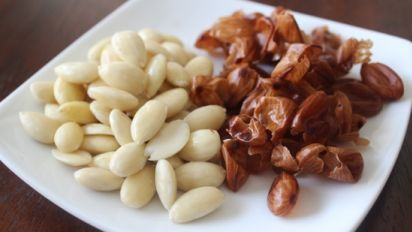 How to Blanch Almonds Recipe - Food com
