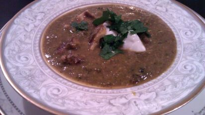Dr  Fuhrman's Famous Anti-Cancer Soup - Updated