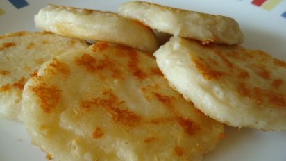 Colombian Arepas Recipe Food Com