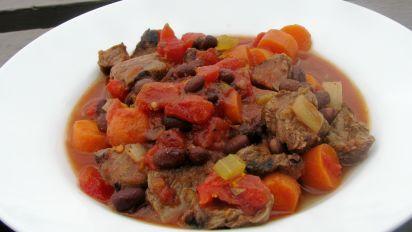 Brazilian Black Bean And Beef Stew Recipe Food Com
