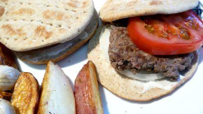 Juicy Lamb Burgers Recipe Food Com