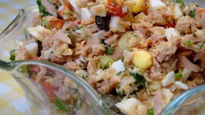 Tuna Salad Recipe No Onion