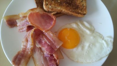 Bacon, Eggs, and Toast: My Version Recipe - Food.com