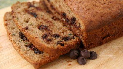 Amy S Chocolate Chip Zucchini Bread Recipe Food Com