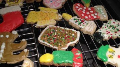 Grandma Flossie S Orange Kissed Christmas Cookies
