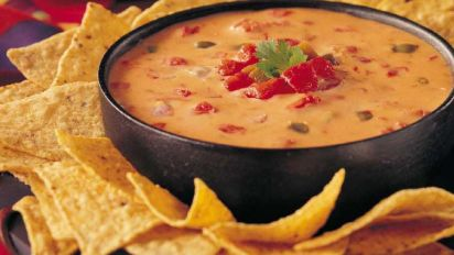 Ro Tel Famous Queso Dip