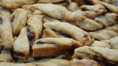 Mincemeat Twists Recipe Food Com