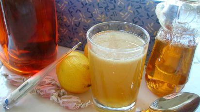 Cold, Cough, Hot shot remedy Recipe