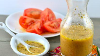 Greek Salad Vinaigrette Recipe
