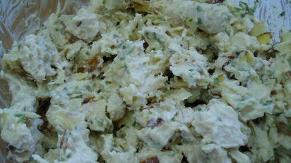 Almond Tarragon Chicken Salad Recipe