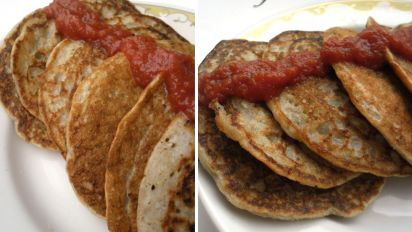 Buckwheat Pancakes Yeast Method Recipe Food Com