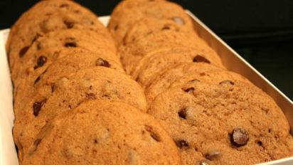 MALTED MILK Chocolate Chip Cookies - WOW!
