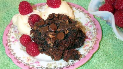 Pictures of easy cake recipes chocolate mix