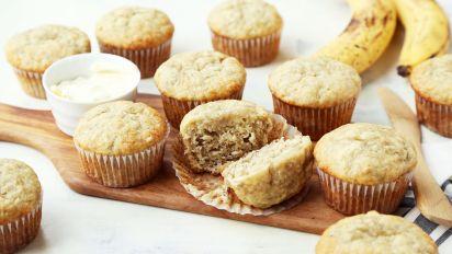 Banana muffin recipe variations