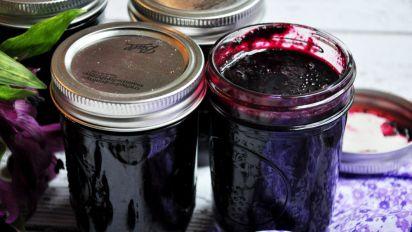 Blueberry Jam Recipe Food Com
