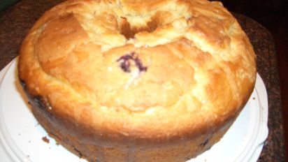 Admirable Lemon Blueberry Pound Cake Recipe Food Com Birthday Cards Printable Giouspongecafe Filternl